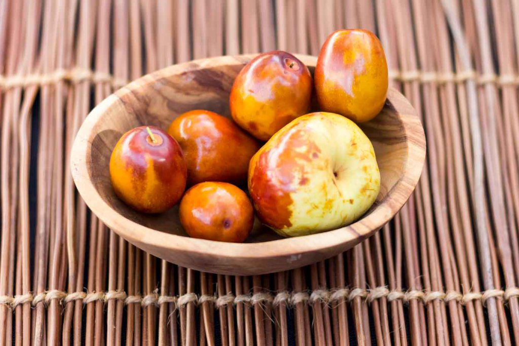 Jujube Fruit as a Sweetener