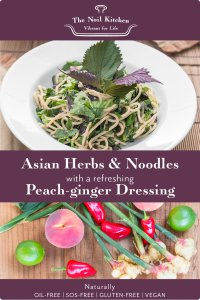 Asian Herbs & Noodles